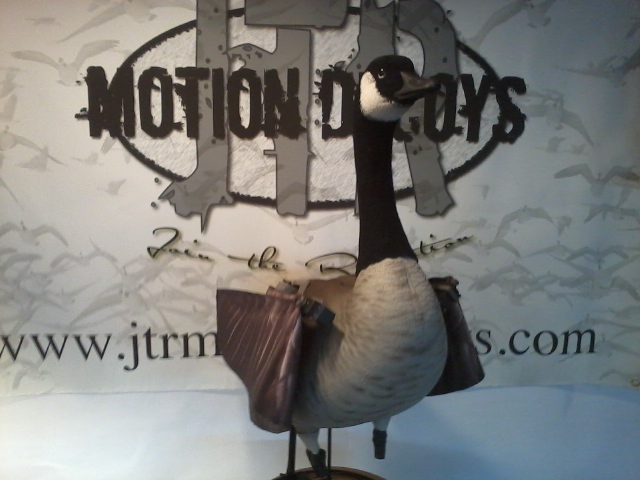 X Flapper Goose Decoy JTR Motion Decoys
